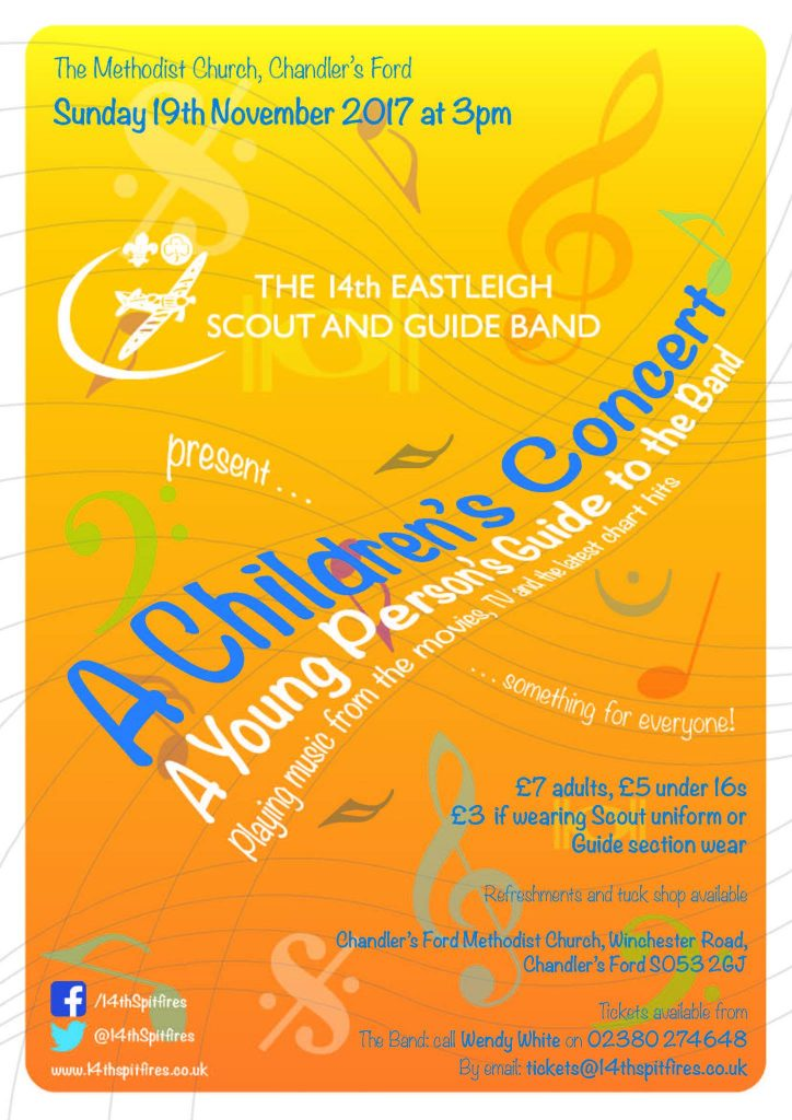 A Young Person's Guide to the Band - Children's Concert