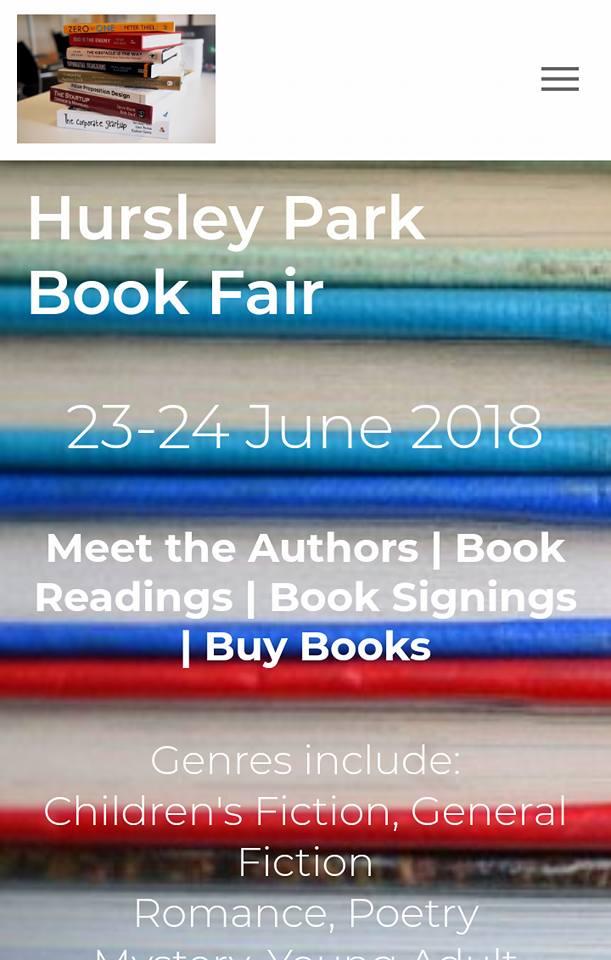 Hursley Park book fair