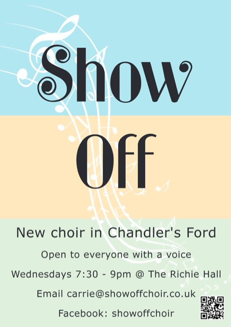 Show Off - new choir of Chandler's Ford