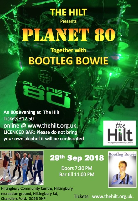 The Hilt Planet 80