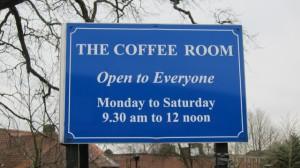 Coffee Room time