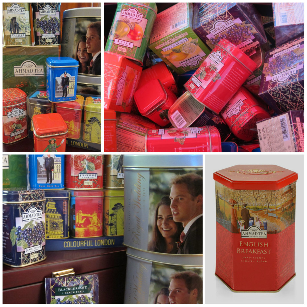 Fryern Funtasia 2013 Ahmad Tea freebies