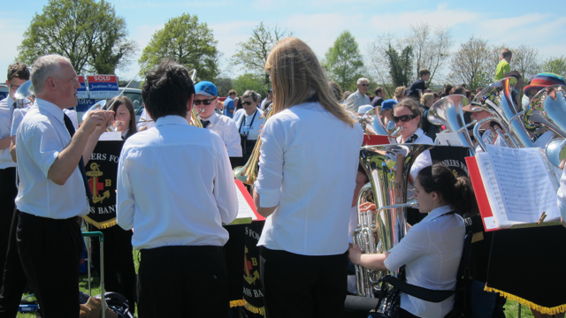 Chandler's Ford Boys' Brigade Brass Band