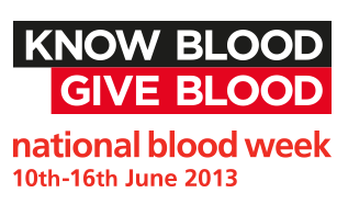 Know Blood; Give Blood
