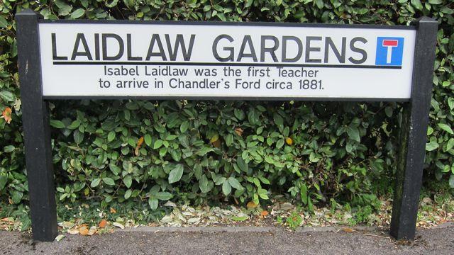 Laidlaw garden