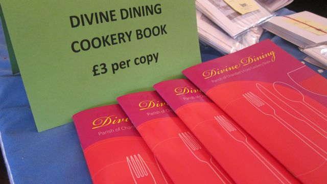 Divine Dining: A cookery book from the Parishioners of Chandler's Ford.