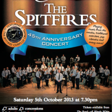 The Spitfires: 45th Anniversary Concert At Methodist Church