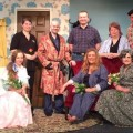 Nightingale Cast with Jenni Prior, Director, Chris Greenwood UKIP & Jean Roberts-Jones One Community