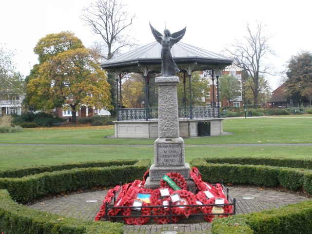Eastleigh War Memorial
