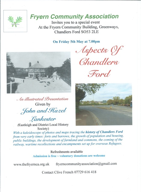 Aspects of Chandlers Ford