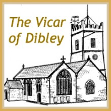 Don't Miss The Chameleons' Vicar Of Dibley