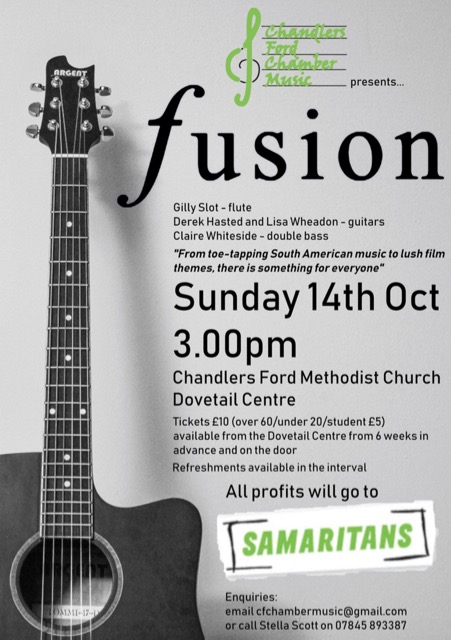 Fusion - 14th October 2018