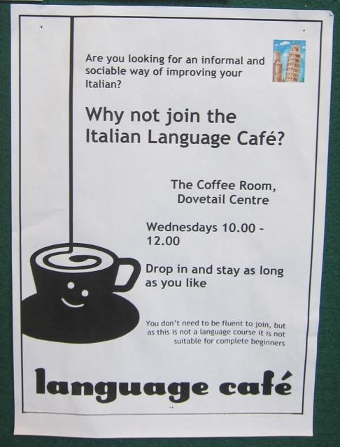 Language Cafe