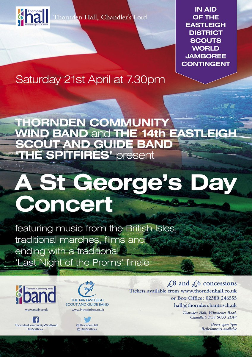 A St. George's Day Concert