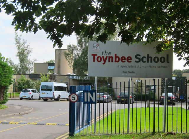 The Toynbee School, Chandler's Ford.