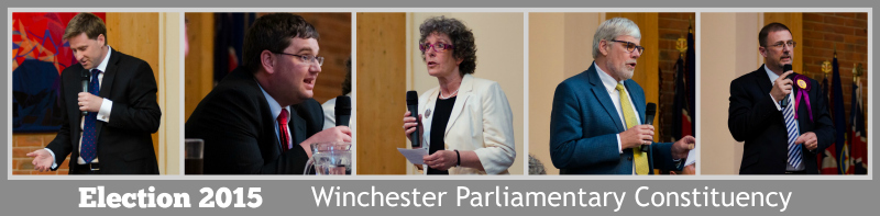 Election 7 May 2015 Winchester Constituency