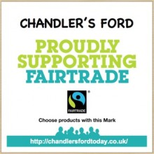 Chandler's Ford Fairtrade Fashion Show and Crafts
