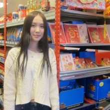 Meet Art Student Dorothy At China Town Winchester