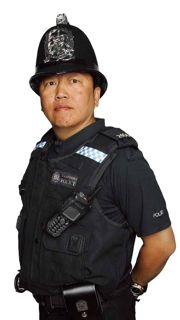 Andy Lai the Chinese Cop