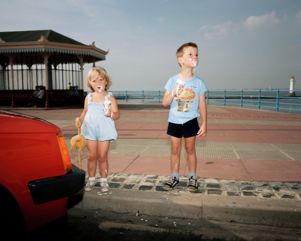 WPS 2014 Spring Lecture by Martin Parr. © Martin Parr / Magnum Photos