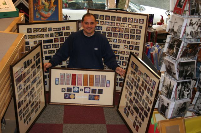 Brilliant picture framing with The Picture Framing Shop in Chandler's Ford.