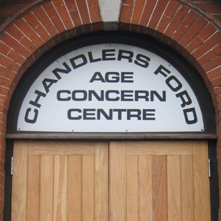 Chandlers Ford Age Concern Centre.