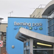 Fleming Park Leisure Centre Development