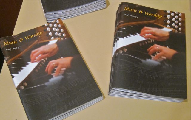 Hugh Benham: Music and Worship book.