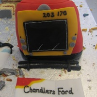 Chandler's Ford station re-opening 10th anniversary