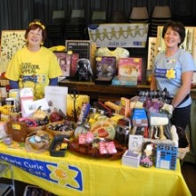 Fundraising Success For Marie Curie Nurses