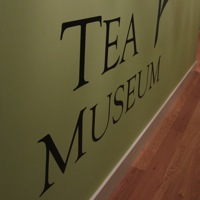 Tea museum at Ahmad Tea