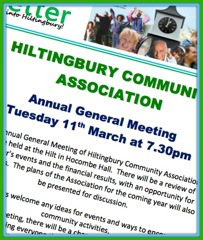The Hilt AGM: 11th March 2014.