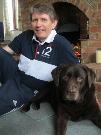 Richard Stock is raising money for Ovacome in memory of Lisa-Jayne Clark..