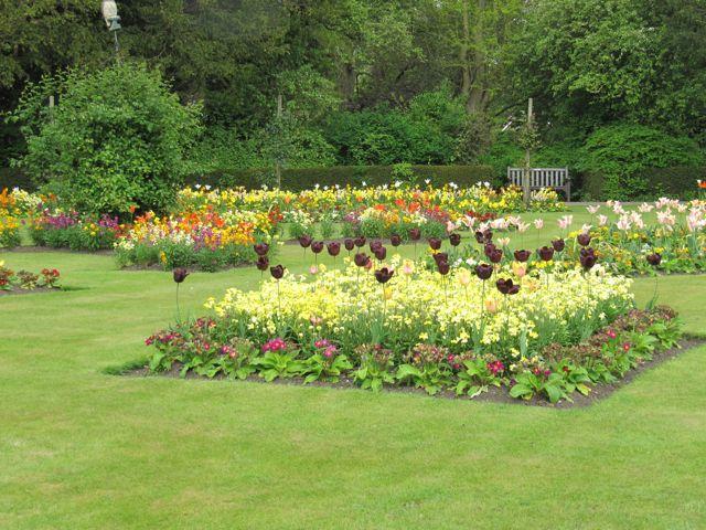 Abbey Gardens, Bury St Edmunds.