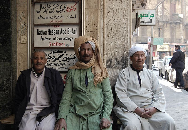 Cairo Trio. Image by  Neil Hester via Flickr.