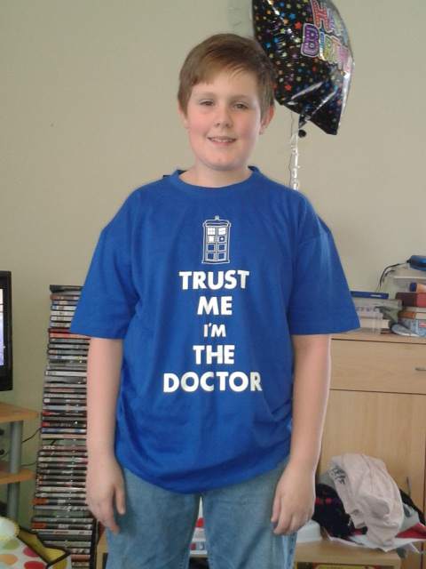 Josh is now a healthy 12-year-old, thanks to NICU in Southampton.