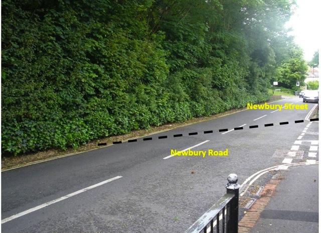 Newbury Road; Newbury Street.
