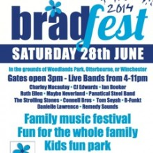 Bradfest 2014: June 28th Woodlands Park Otterbourne