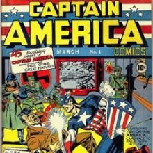 Captain America feature