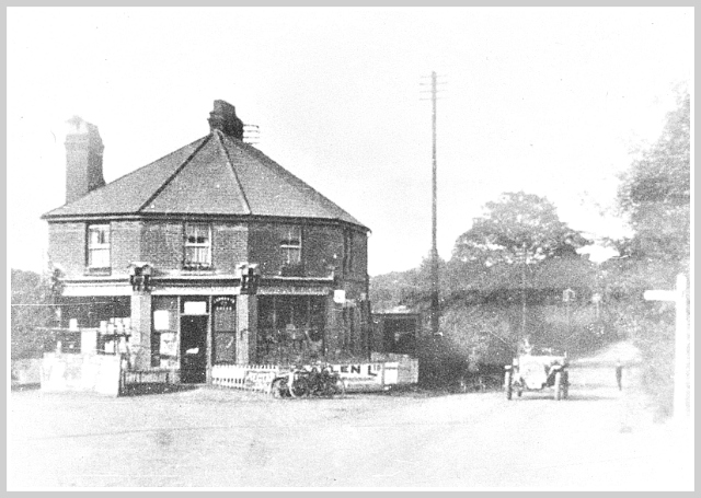 Gas Showroom (image credit: Eastleigh Local History Society)
