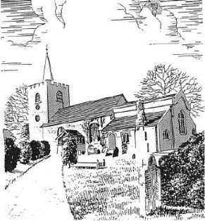 Pirbright Church
