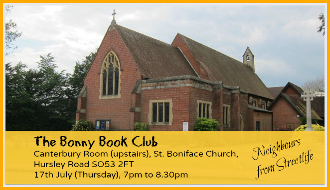 The Bonny book club - New Chandler's Ford book club is formed, thanks to Streetlife.