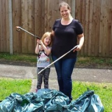 Keep Boyatt Wood Tidy!