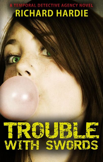 Trouble with Sword by Richard Hardie