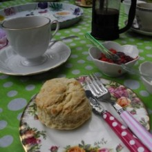 Pop-up Charity Tearoom In Chandler's Ford