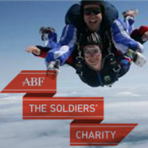 Kati Csiszar Skydiving For ABF The Soldiers' Charity