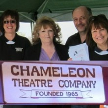 Meet The Chameleons At Hiltingbury Extravanganza