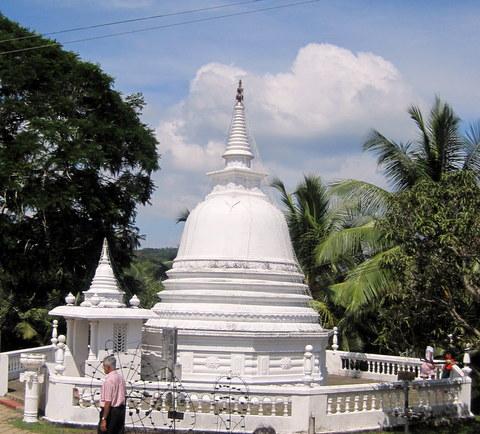 Stupa or Dagoba