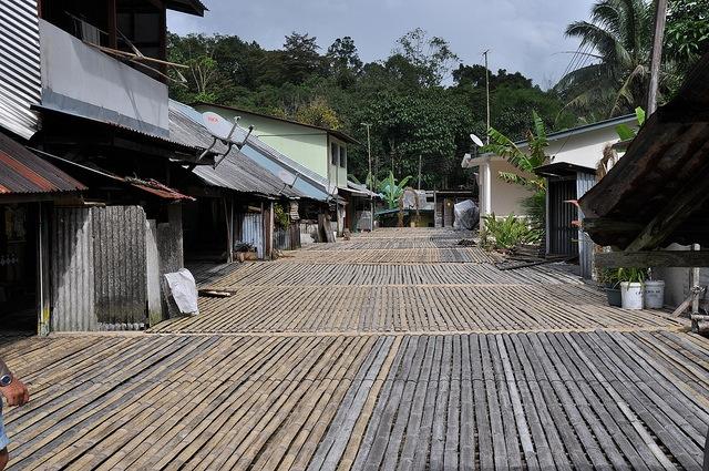 "Kuching of Sarawak, Malaysia. Image by <a href=""https://www.flickr.com/photos/peredin/9667827386"">Per Edin</a> via Flickr."