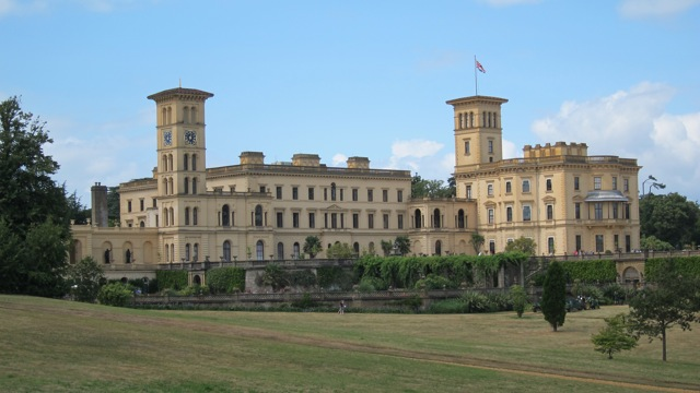Osborne House, Isle of Wight.